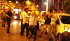 النشرة: جرحى نتيجة اشكال بين لبنانيين وسوريين في بلدة  كفررمان