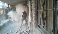 مقتل واصابة 25 مسلحاً من تحرير الشام استهدفتهم طائرات روسية في ادلب