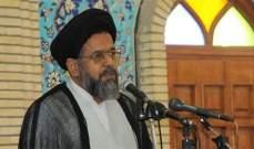 وزير الامن الايراني: القوة هو منطق اميركا وإسرائيل ولا ينبغي التراجع امامهما