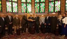 المفتي دريان يبارك توقيع بروتوكول تعاون بين المقاصد ومؤسسات تابعة لدار الفتوى