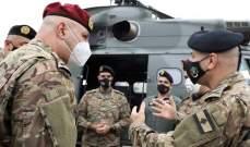 الجيش: القوات الجوية أعادت طوافة عسكرية إلى الخدمة