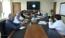 الجيش: توقيع اتفاقية في مرفأ بيروت لمعالجة 52 مستوعبا تحتوي مواد خطرة