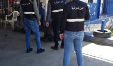 أمن الدولة: جولة على محطات محروقات بالكورة وطرابلس والنبطية وختم احداها بالشمع الاحمر