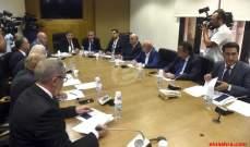 اجتماع للجنة الاقتصاد النيابية بحضور سلامة للبحث في الوضع الاقتصادي