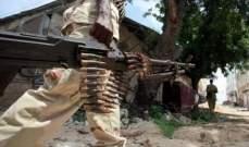 مقتل 12 مسلحا من حركة الشباب الصومالية في غارات أميركية