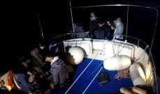 خفر السواحل التركي أنقذ 11 طالب لجوء و5 مهاجرين دفعتهم اليونان نحو المياه التركية