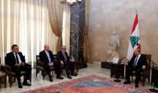 كتلة نواب الأرمن تسمي الحريري لتشكيل الحكومة المقبلة