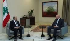 سلام أعلن تسمية الحريري:أتمنى من الجميع معاونته على انجازتشكيل الحكومة