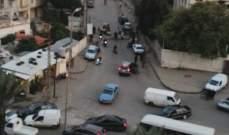 قطع الطريق الفرعية في البداوي بعد إغلاق الأوتوستراد