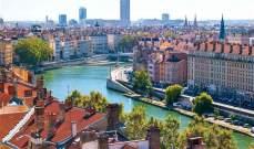 الإطفاء الفرنسي: مقتل شخص وجرح  تسعة في اعتداء مدينة ليون