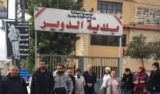 بلدية الدوير: منع العائلات السورية المقيمة بالبلدة إستضافة أي شخص بمنزلها تحت طائلة الطرد