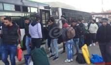 دفاع روسيا:عودة أكثر من 700 لاجئ إلى سوريا خلال الـ 24 الساعة الماضية