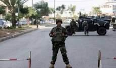 النشرة: مقتل المصاب في اشكال عرسال والجيش يسير دوريات وينفذ مداهمات