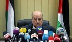 """المجلس الوطني الفلسطيني دعا رؤساء برلمانات في العالم لدعم وكالة """"أونروا"""""""