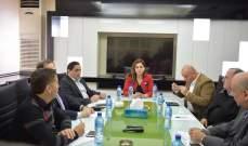 عبد الصمد تفقدت تلفزيون لبنان: تعيين مجلس ادارة على رأس القرارات