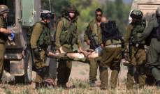 """جندي إسرائيلي """"معوق"""" يشعل النار في جسده يائساً من استمرار إهماله طيلة سنوات"""