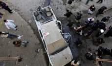 شرطة بلاوشستان: 10 قتلى في تفجير داخل مسجد جنوب غرب باكستان