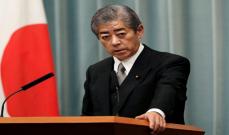 وزير دفاع اليابان اتهم كوريا الشمالية بتطوير رؤوس حربية لاختراق دفاعات بلاده