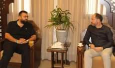 أحمد الحريري اثر لقائه مفتي صيدا: البلد محكوم بالتوافق وبالحفاظ على استقراره الأمني