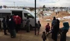 الصليب الأحمر: تمت تلبية 410 مهمات اسعاف من صباح أمس حتى اليوم