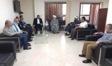 """ماهر حمود لوفد من """"الجهاد الاسلامي"""": تأكيد اهمية وحدة الصف لمواجهة """"صفقة القرن"""""""