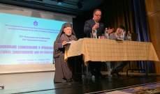 المجلس الأرثوذكسي يشارك بمؤتمر توحيد الكنائس في هنغاريا