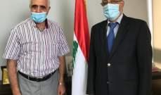 ابو شرف زار القصيفي: مقبلون على كارثة بسبب هجرة الأطباء والممرضين