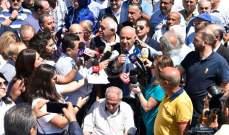 فلحة: اغلى ما يملكه لبنان هو الاعلام والحرية الاعلامية