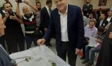 بدء عملية الاقتراع في دائرة اوقاف طرابلس لانتخاب ممثلي المجلس الشرعي الاسلامي