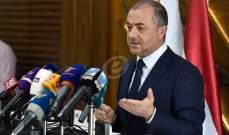 بوصعب: تصدي الجيش اللبناني للطائرات الإسرائيلية المسيرة أمر طبيعي