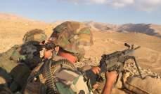 قيادة الجيش تنشر نتائج  اليوم الثاني لمعركة فجر الجرود