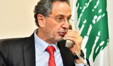 نعمة طلب من وزارة الداخلية احالة بلدية حارة حريك الى المجلس التأديبي