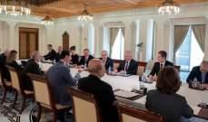 الأسد: على دول المنطقة والجوار العمل لتعزيز الأمن ورسم مستقبل المنطقة دون تدخلات خارجية