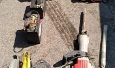 قوى الأمن: توقيف سوريين سرقا أدوات كهربائية وصناعية من بلدة القرعون