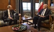 الشرق الاوسط: انفجار المرفأ يحيي مشاريع أميركية لمعاقبة مسؤولين بينهم باسيل وبري