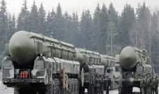 قوات الصواريخ الاستراتيجية الروسية تجري مناورات شاملة بمشاركة 4000 جندي