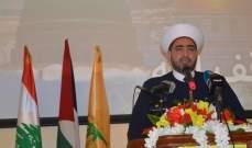 القطان: أين موقف الدول العربية والإسلامية كما موقف علماء الأمة من فلسطين والقدس