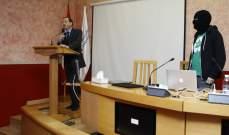 المدّون الشهير Joe La Pompeاحيا محكمة الرأي العام بالجامعة الأنطونيّة