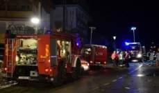 مقتل ستة ألمان وإصابة 11 شخصاً بجروح في حادث دهس في إيطاليا