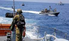 قائد بالبحرية الإسرائيلية اكد التأهب على حدود لبنان: ليفكر حزب الله مرتين قبل مهاجمتنا