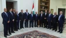صفير: المصارف اللبنانية مميزة وتتمتع بسيولة مرتفعة وقطاعنا المصرفي متين