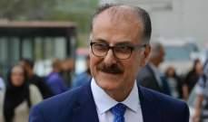 عبدالله: بين تصريحي باسيل وبو صعب يُطرح من جديد مفهوم التضامن الوزاري