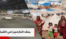 ملف النازحين في القمة التنموية: اعتراف عربي أم مخرج لغوي؟