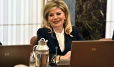 شدياق: لا خلاف على مسألة عودة النازحين لكن الخلاف على العلاقة مع نظام سوريا