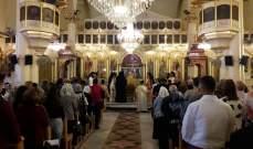 قداس إلهي  بمناسبة عيد السامري الصالح شفيع دائرة العلاقات المسكونية في دمشق
