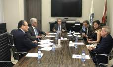 الاجتماع الخامس لخلية الأزمة الوزارية تمحور حول موضوع دعم السلع الغذائية المستوردة