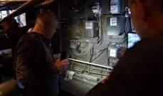 عطل كهربائي منذ الصباح في أحد أحياء الحازمية تسبب بأضرار