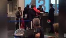 تأخر الرحلات الجوية في مطار ستانستد البريطاني بسبب صاعقة برق