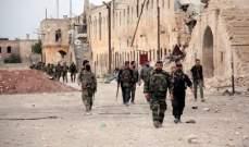 محافظ  حمص: تنظيم داعش سيطر على تدمر والجيش يستخدم كل السبل لاستعادتها