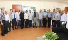 """وفد كبير من مزارعي التبغ الى تركيا ضمن برنامج وفرته """"الريجي"""" لتعزيز قدراتهم"""